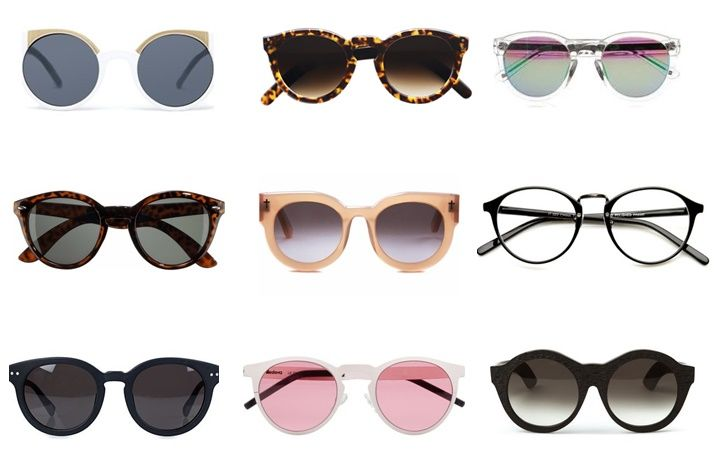 Ps. Anota ai: Óculos arredondado