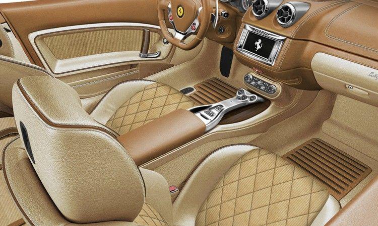 Ferrari California interior   Best luxury cars, Luxury car ...