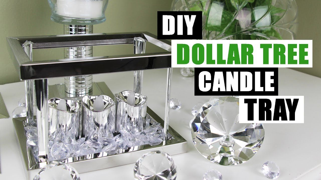 DIY Thrift Store Farmhouse Candle Holder DIY ideas, Home