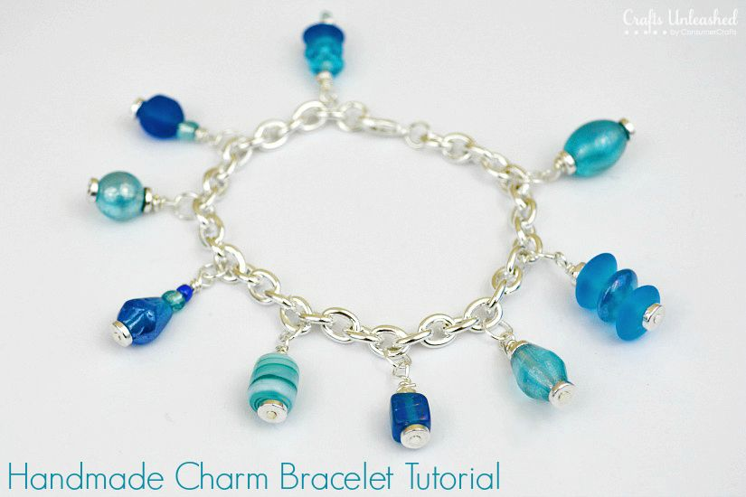 How To Make A Handmade Charm Bracelet