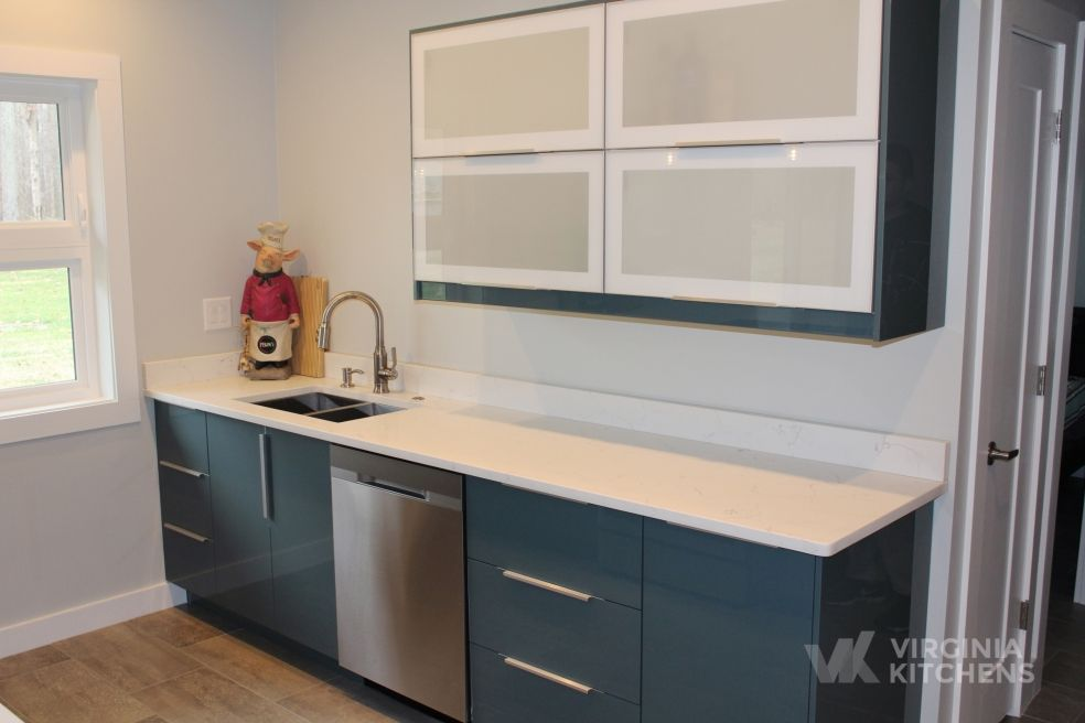 ikea kallarp cabinets a frame cabin remodel pinterest laundry rooms kitchens and laundry. Black Bedroom Furniture Sets. Home Design Ideas