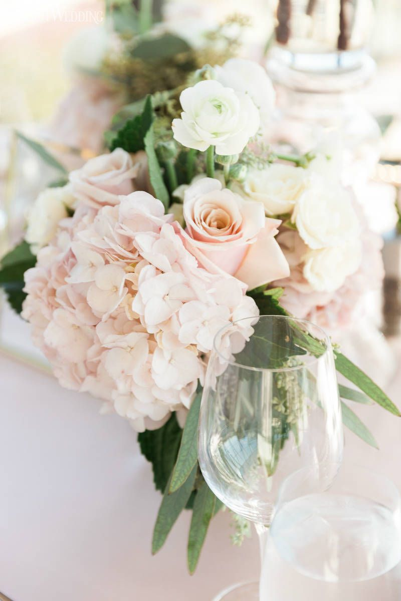 A Blush Pink Garden Wedding Pinterest Blush Pink Wedding Flowers