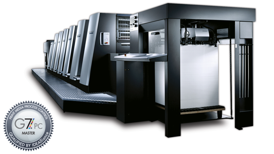 As one of the premier printing companies in the Nation, CGS is well-equipped to provide high quality commercial offset printing few companies can offer.  With our G7 Process Control Master certification, plus the ongoing Heidelberg Performance Plus program, few companies can provide the level of quality and service CGS offers.  We are print.evolved.