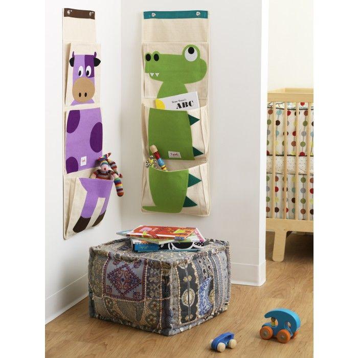 Porta oggetti neonato bambini tasche da muro neonato for Oggetti da appendere