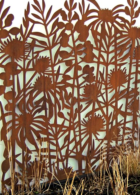 More Of Grace Webb S Latest Laser Cut Installations Bespoke Decorative Screensgarden