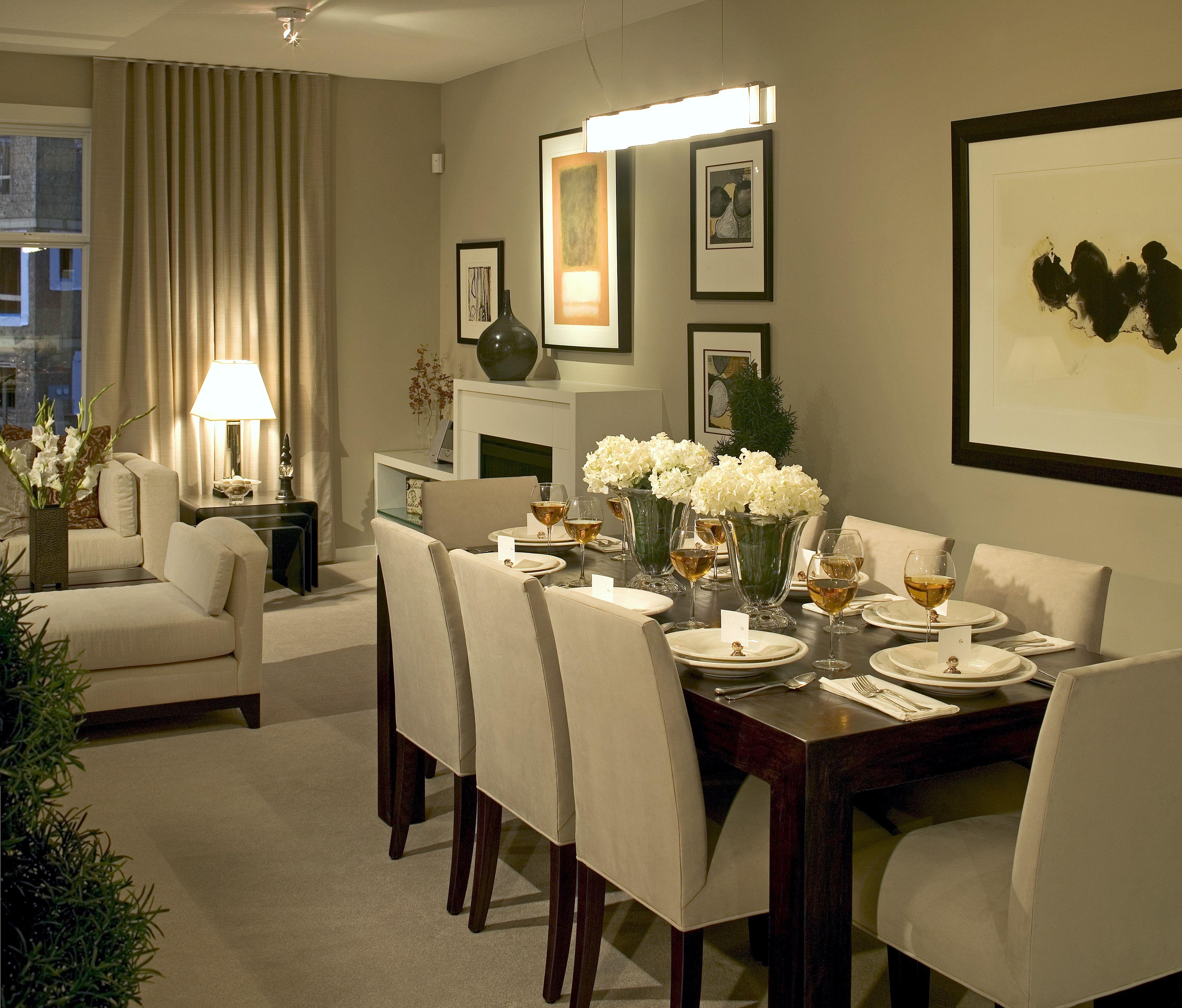 Interior Design  Decorating  Dining Inspiration