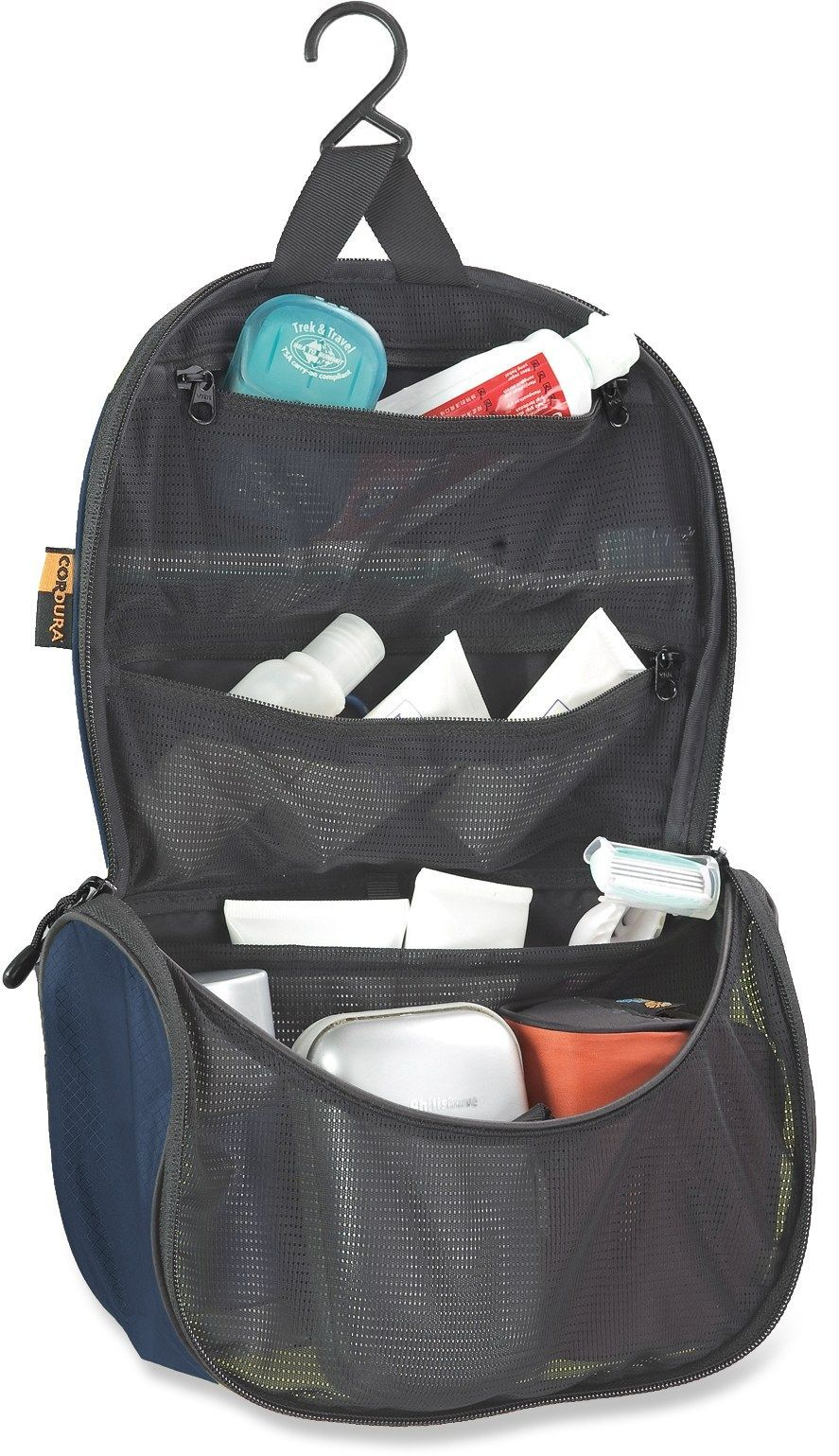 Sea to Summit Travelling Light Hanging Toiletry Bag - Small - Free Shipping  at REI. e8940ab5f19ad