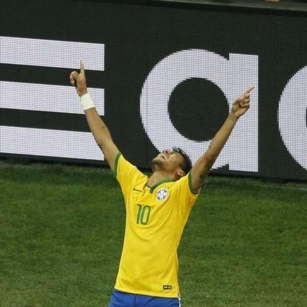 """Inglês desafeto de Neymar cutuca: """"mais sorte que qualidade"""""""