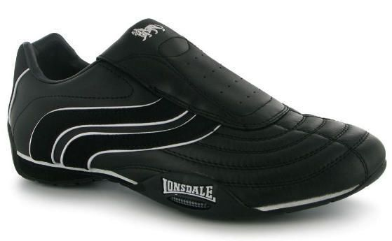 brand new 0afc8 6636c LONSDALE MENS CAMDEN SLIP ON SNEAKERS/TRAINERS/SHOES ON EBAY AUSTRALIA