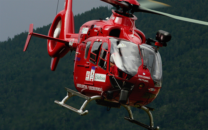 download wallpapers 4k airbus helicopters h145 civil aviation