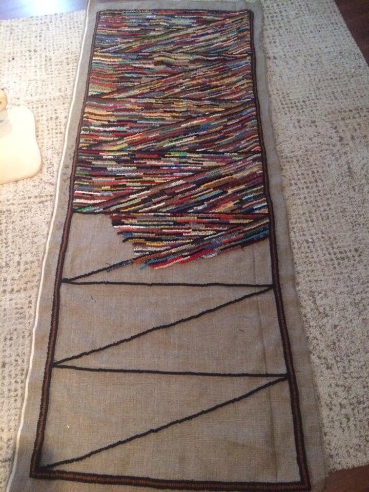Pin de Wanda Allen en hooked on rugs Pinterest Bordado, Alfombra