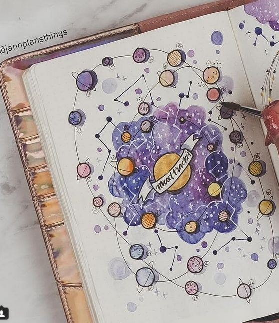 Bullet Journaling For Mental Health & Anxiety | Wellella Bullet Journal Ideas & Planner Printables
