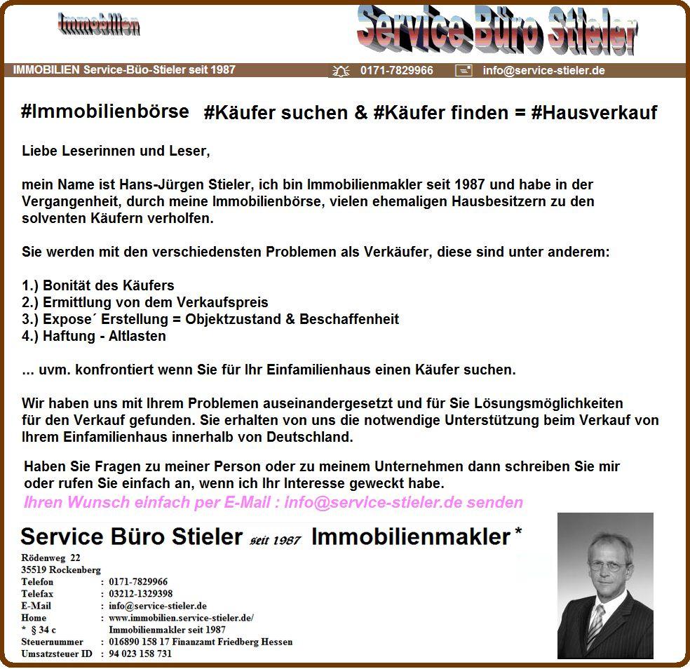 Immobilienbörse Solingen Haus Kaufen Oder Verkaufen Http