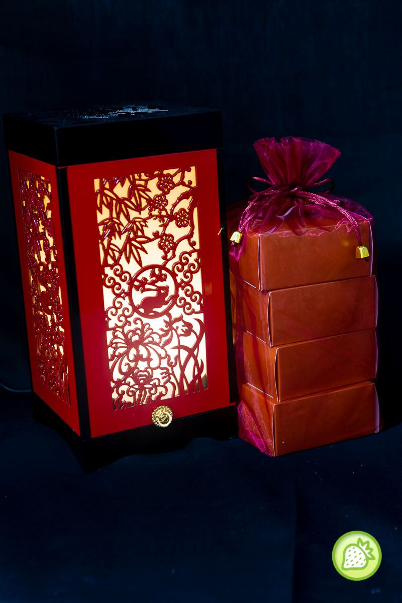 LIGHTING UP MOONCAKE FESTIVAL WITH CONCORDE KL Moon cake