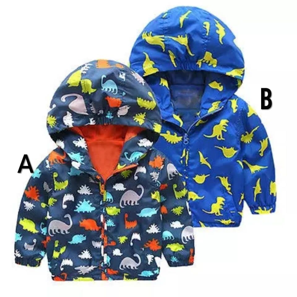 Dinosaur Rain Jacket The Enchanted Wardrobe Baby Outerwear Boy Outerwear Baby Boy Jackets [ 960 x 960 Pixel ]