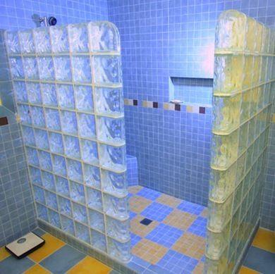Blue Tiles Bathroom Design Ideas With Terrific Blue Bathroom Tile For Shower  Walls