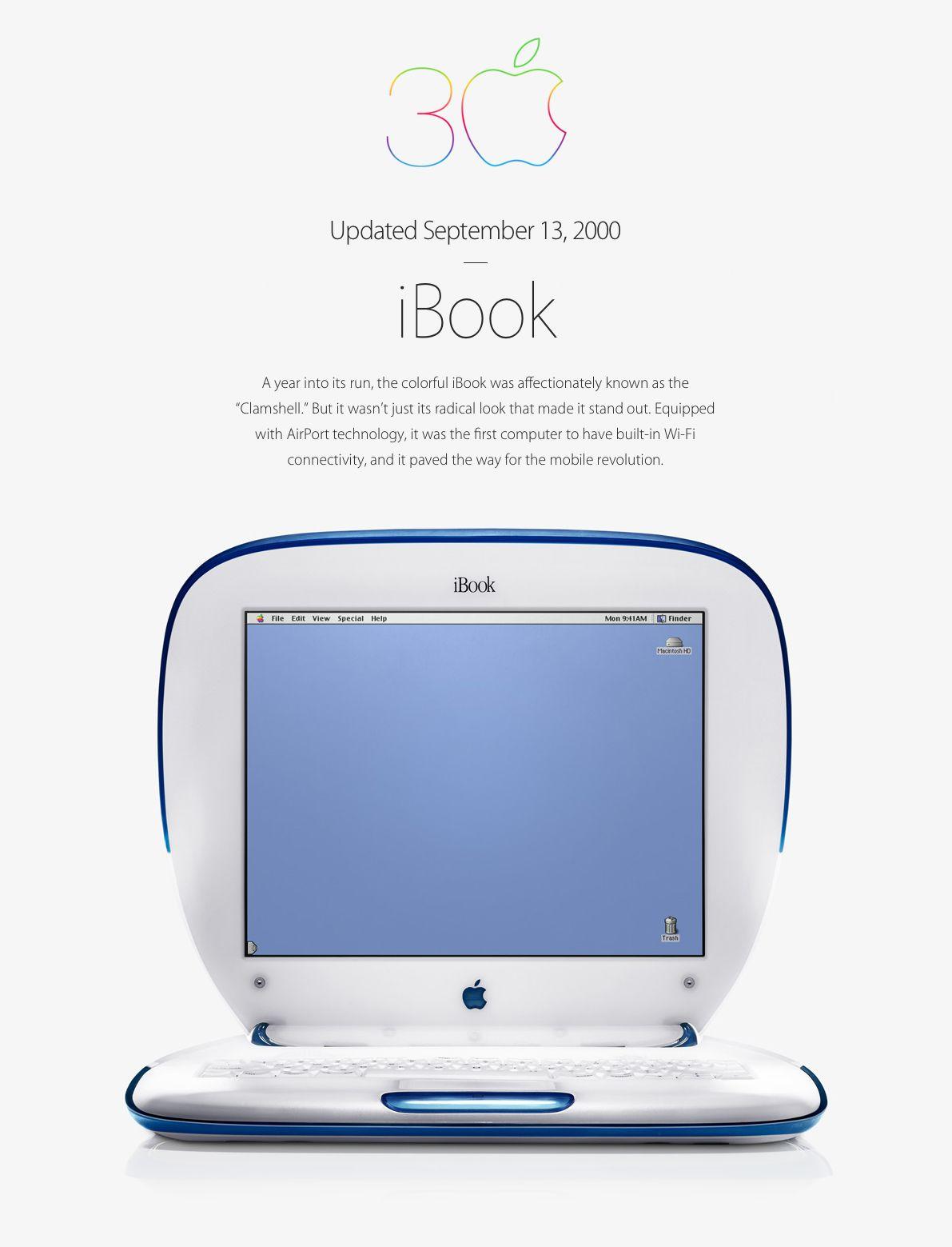 iBook > 2000 | Cool Products【2019】 | Apple mac、Steve jobs ...