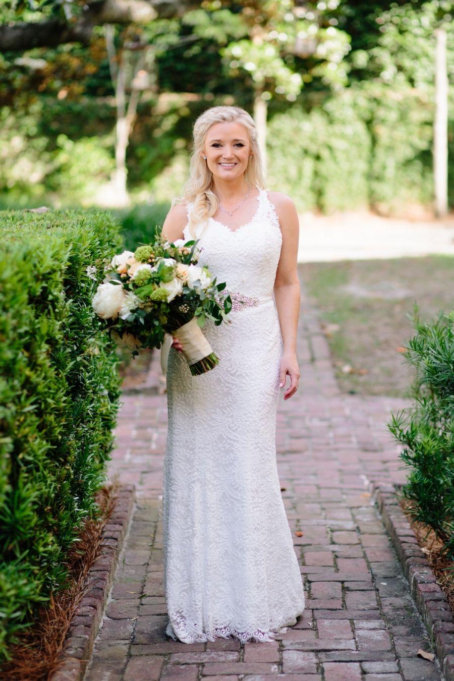 Shauna & Heath { William Aiken House Wedding }