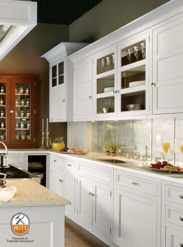 Rutt HandCrafted Cabinetry » Hudson