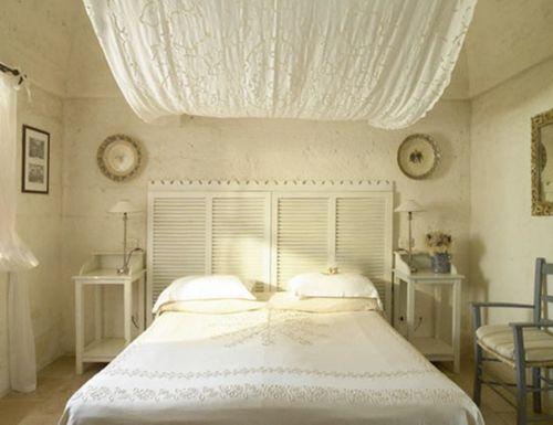 38 kreative ideen für diy vintage kopfteil für ihr bett | wohnen ... - Kopfteil Bett Ideen