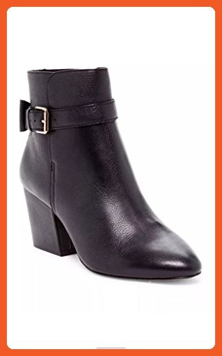 93e0428953ef Kate Spade Brandi Pebbled Leather Bow Bootie Boot