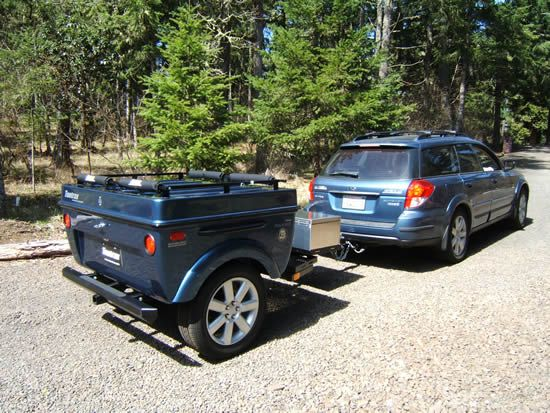 Subaru Trailers And Other Brands Tent Bed Trailer