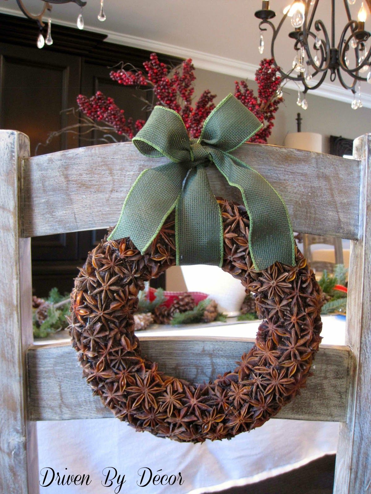 35 christmas wreaths to get you in the holiday spirit | star anise