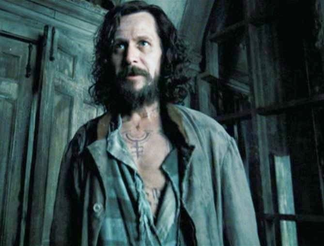 Image result for gary oldman in prisoner of azkaban