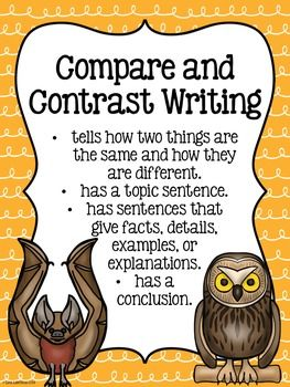 compare and contrast essay owl A compare and contrast essay of the ravel and annabel lee - in these 2 gothic style poems, edgar allen poe writes about the loss of his wife virginia.