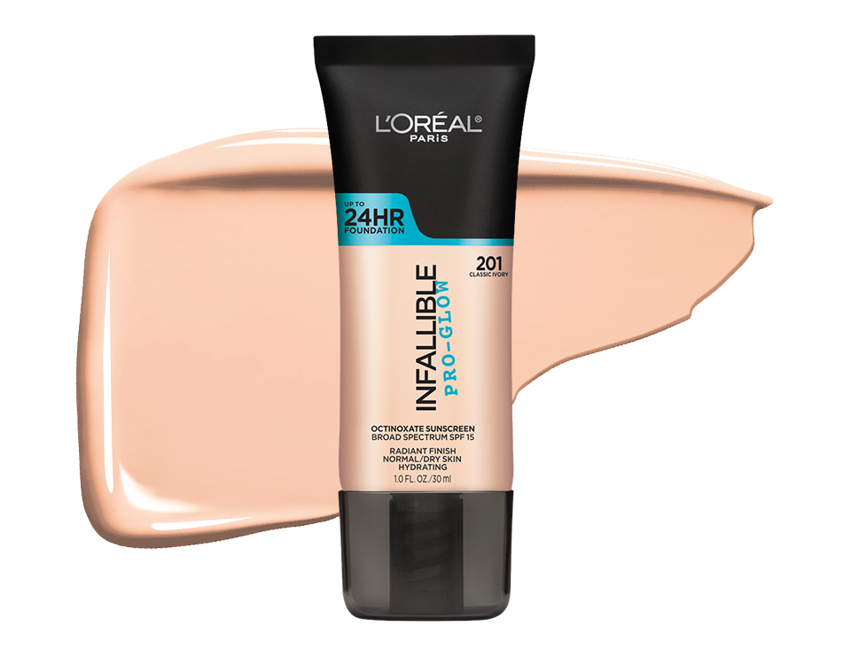 Shade Finder L'Oréal Infallible ProGlow Foundation