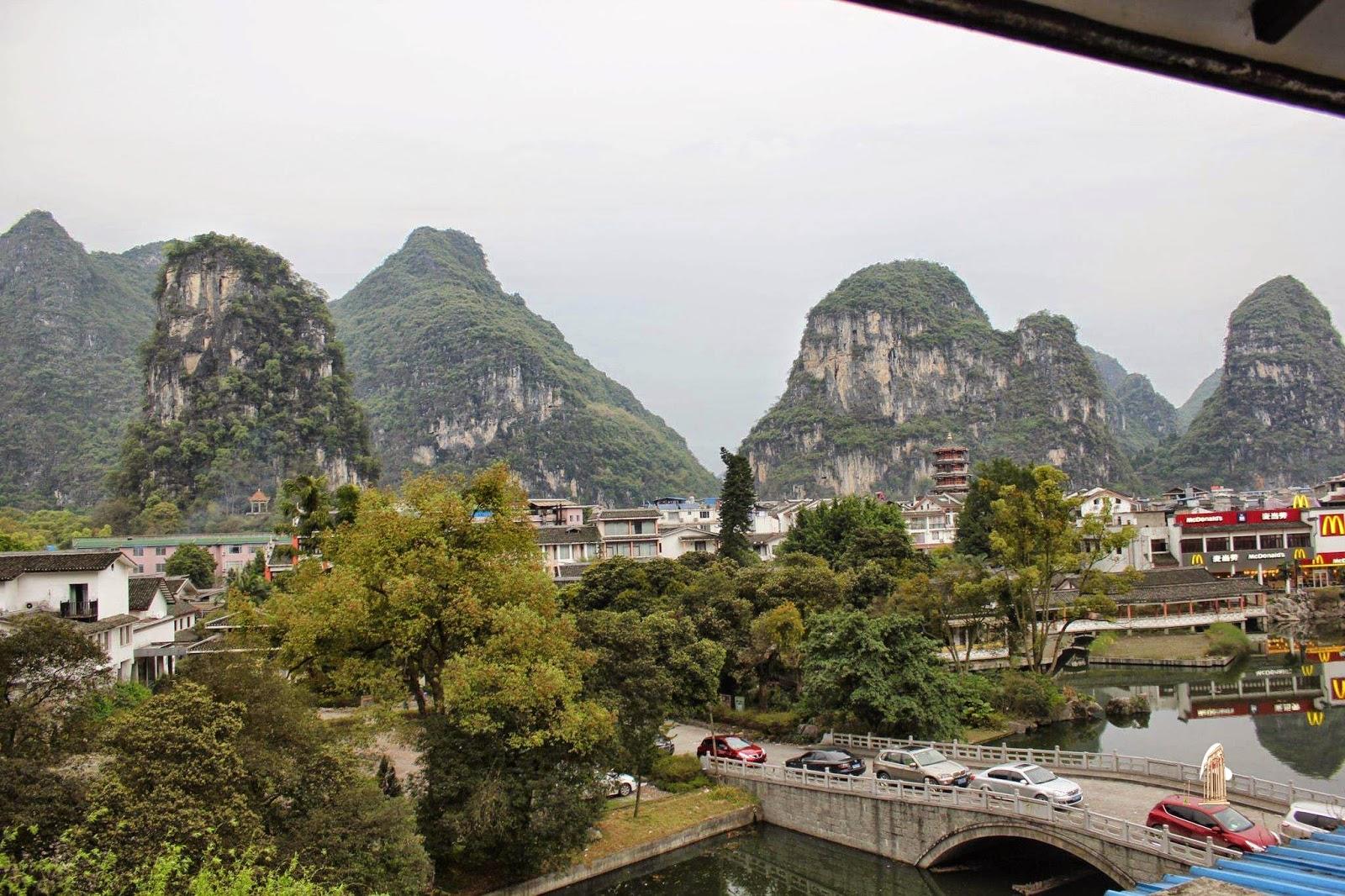 Panorama Dunia Keindahan Alam Ciptaan Tuhan 1 Guilin Canal Structures