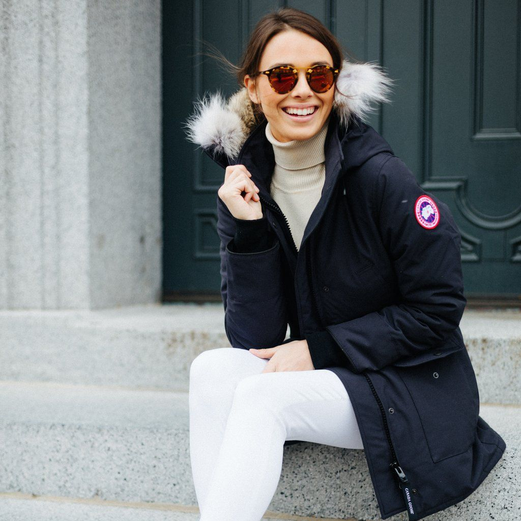 canada goose rossclair rouge