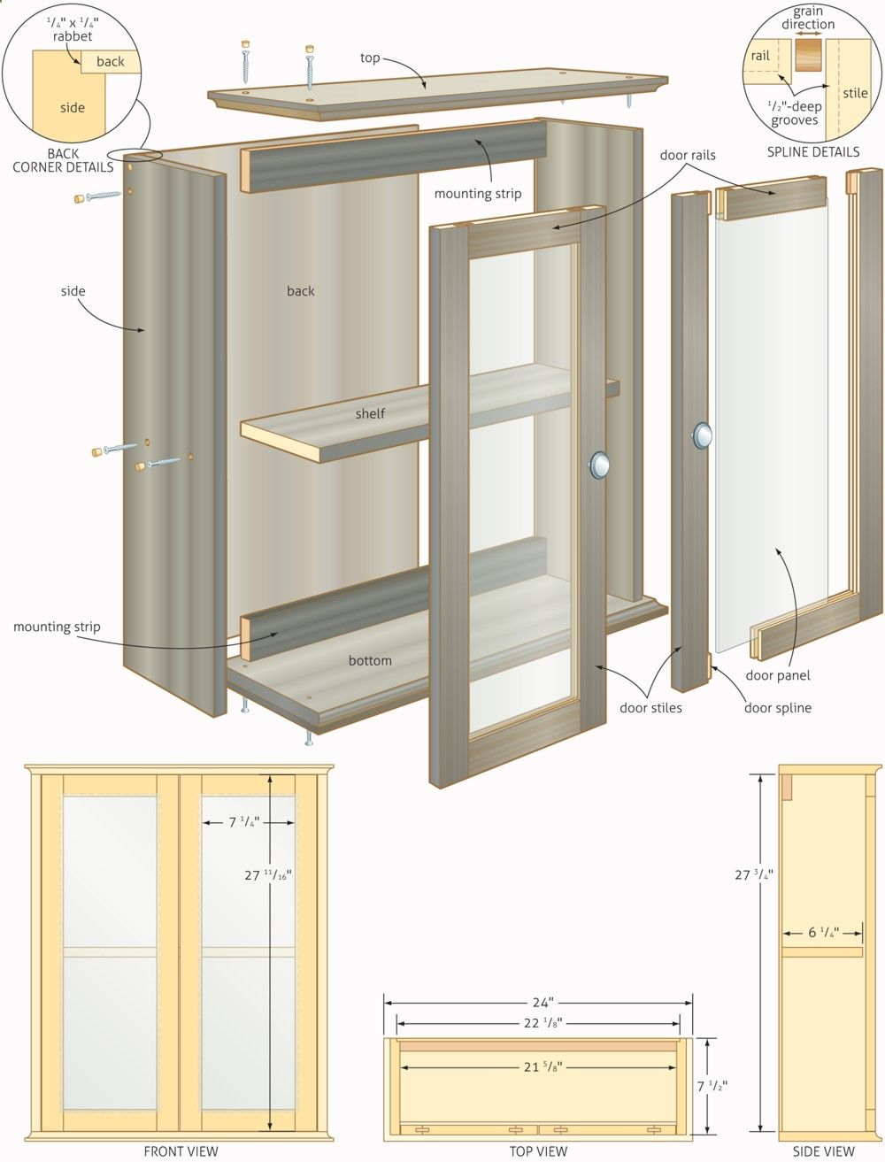 free woodworking plans bathroom cabinet. free woodworking plans bathroom cabinets | quick projects cabinet i