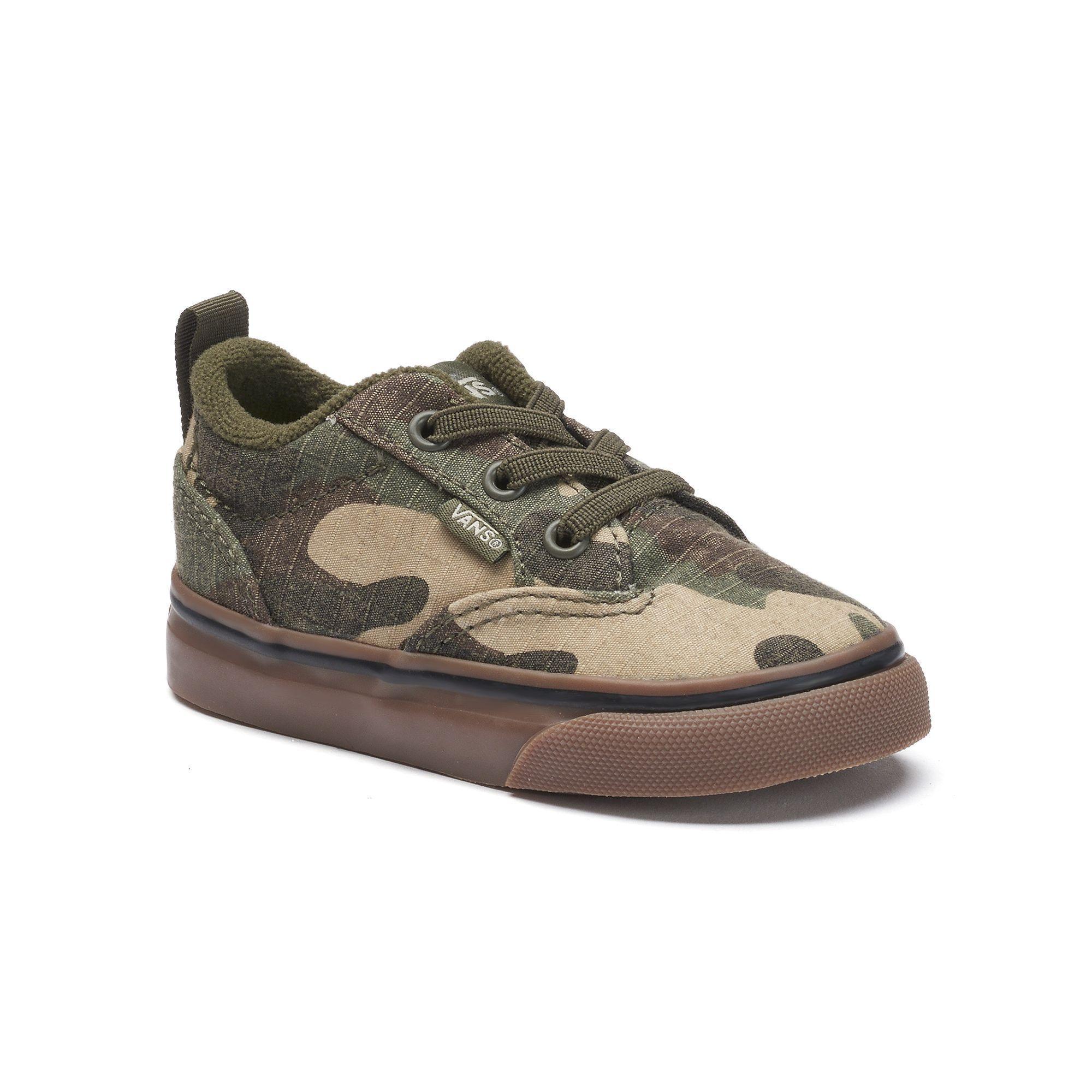 564852f3a3 Vans Winston Rock Toddler Boys  Skate Shoes
