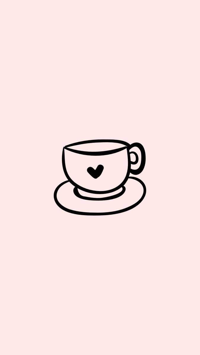 instagram highlight icon blush pink tea in 2020 instagram logo instagram highlight icons instagram prints pinterest
