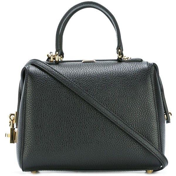 Dolce & Gabbana Miss Sicily Bowler Bag Leather Medium S1Jv32blLQ