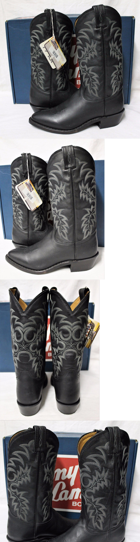 9889dcbbbb8 Boots 11498: Tony Lama Black Stallion Americana Men S Cowboy Boots ...