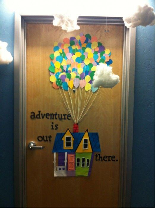 Door Decoration Balloons
