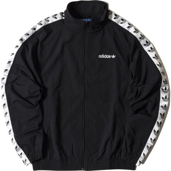 Adidas Originals TNT Tape Wind Jacket BS4637 ($105) ❤ liked on Polyvore  featuring adidas originals | Polyvore | Pinterest | Wind jacket, Adidas and  ...