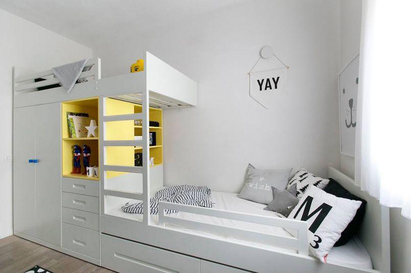 Review Cool & Bello Unique - Cool single bunk bed Ideas