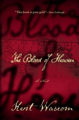 The Blood of Heaven.  Click on the book cover to request this title at the Bill or Gales Ferry Libraries. 7/13