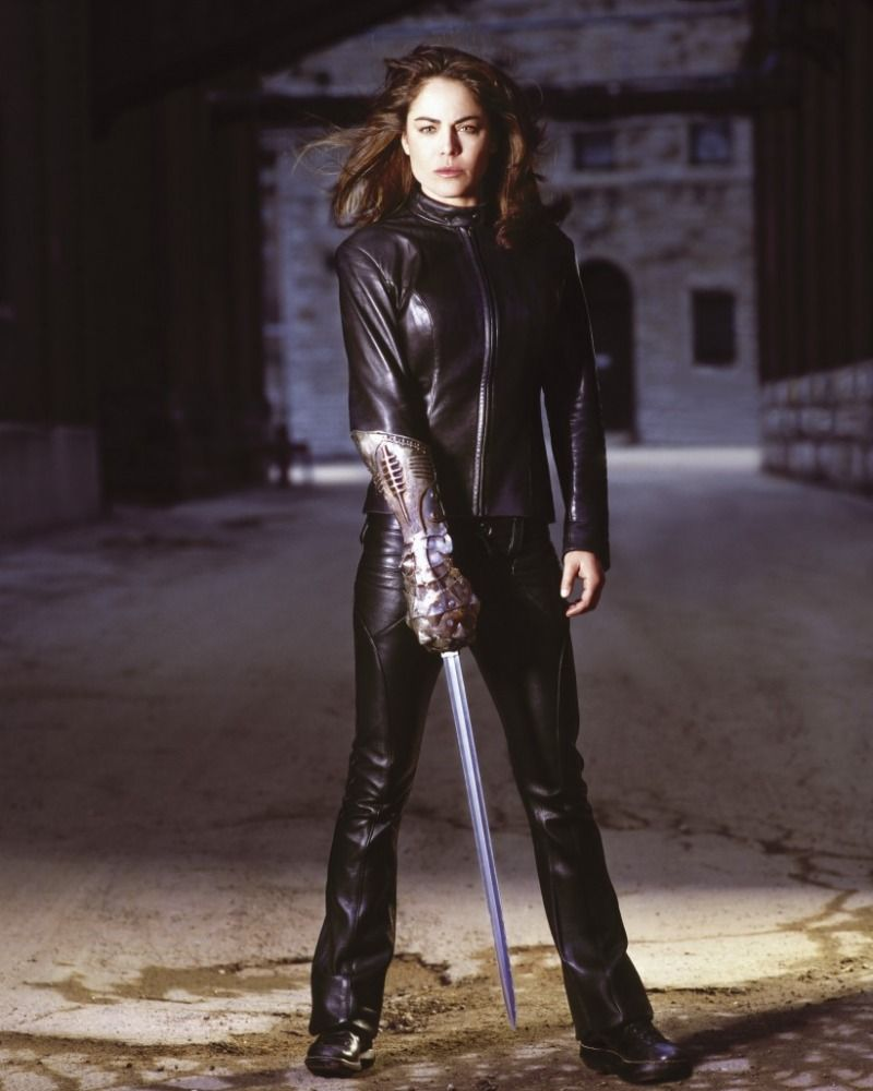 Yancy butler pictures to pin on pinterest - Witchblade Tv Show Complete Dvd Series Yancy Butler