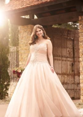 Princess Wedding Dress Plus Size