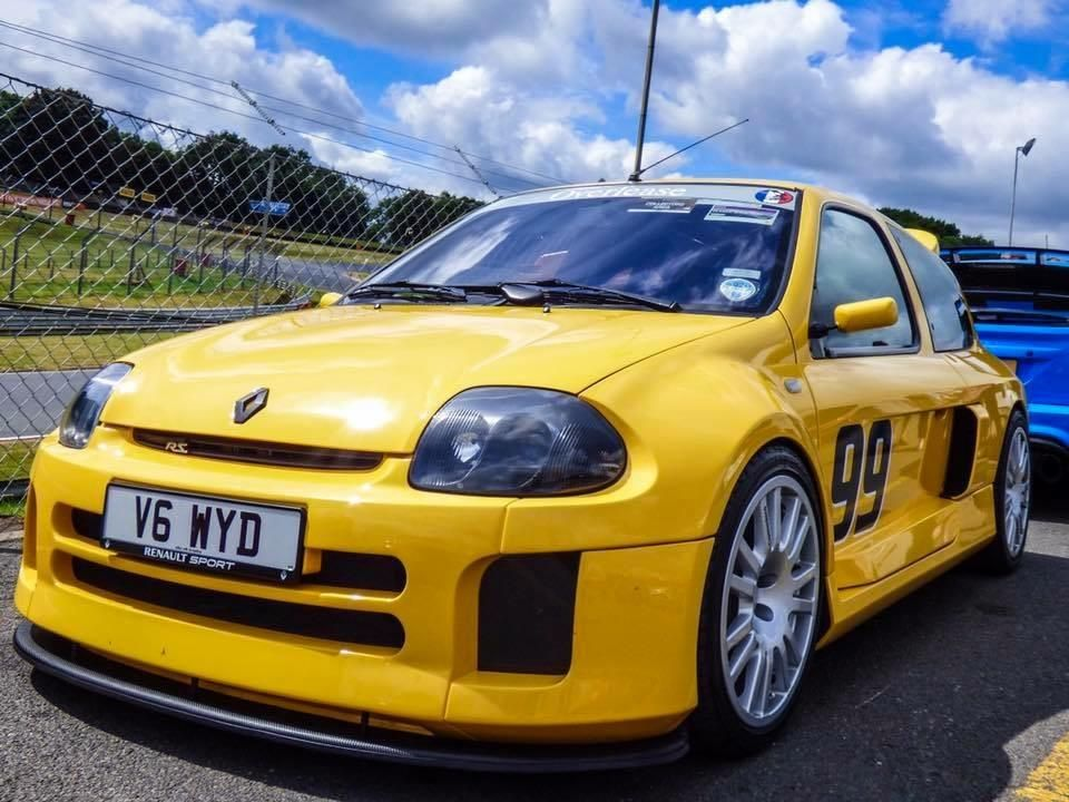 used 2002 renault clio v6 renaultsport v6 for sale in east sussex pistonheads v6 cars cars