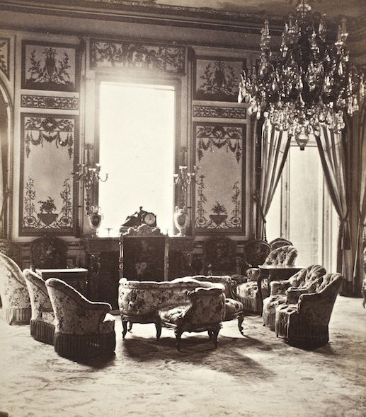 Pierre ambroise richebourg 1810 1875 grand salon de l imp ratrice du ch teau de saint cloud - Salon des saveurs saint cloud ...