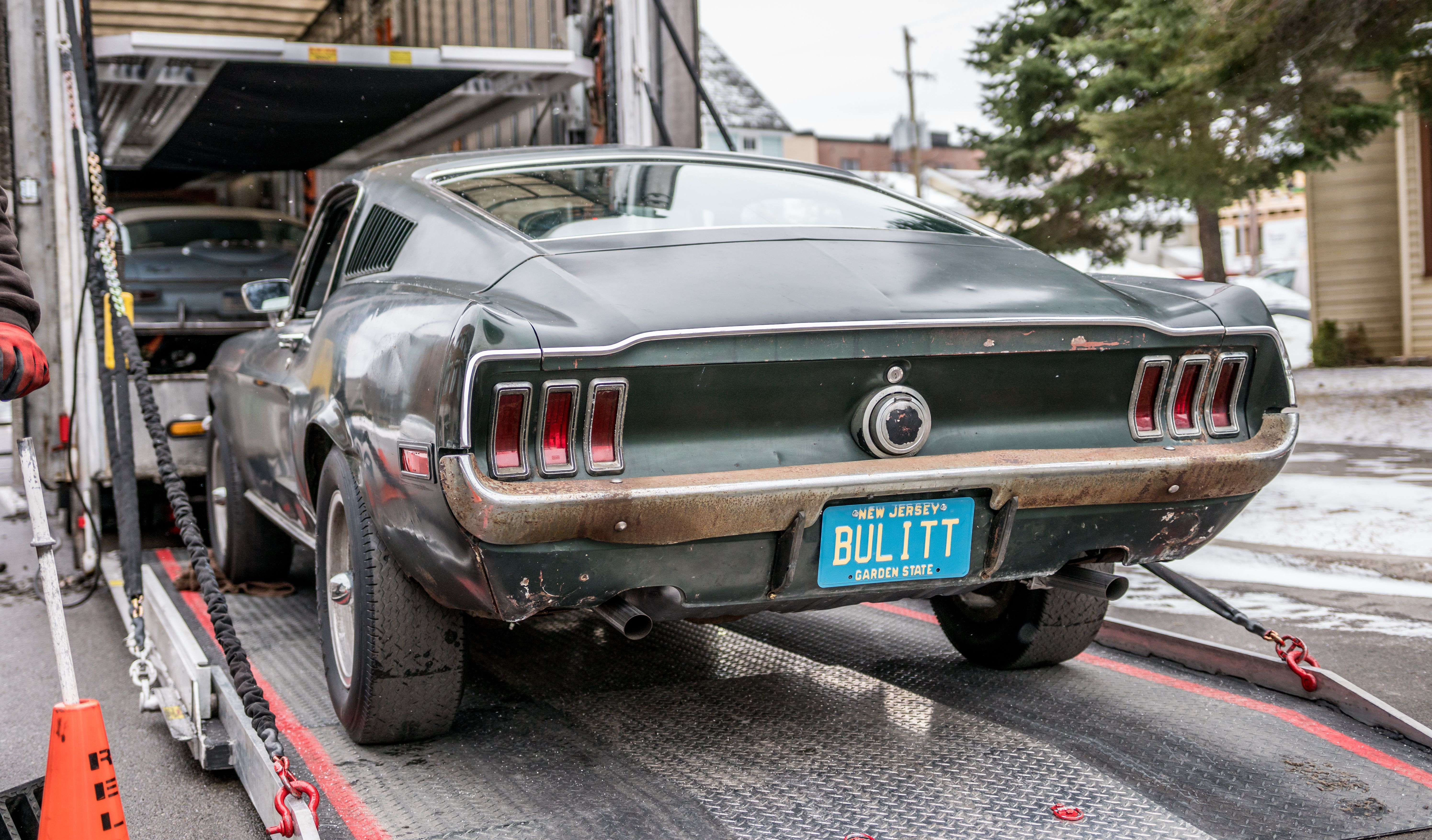 """e of the world s most iconic cars – considered """"lost"""" for four"""
