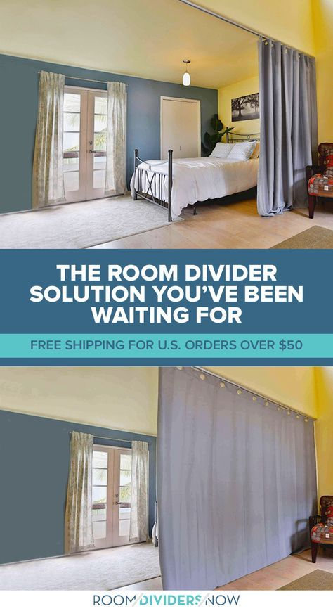 RoomDividersNow creates room divider solutions that are versatile