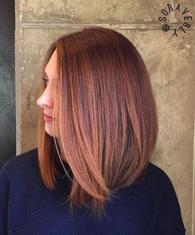 Lovely Best Auburn Hair Color