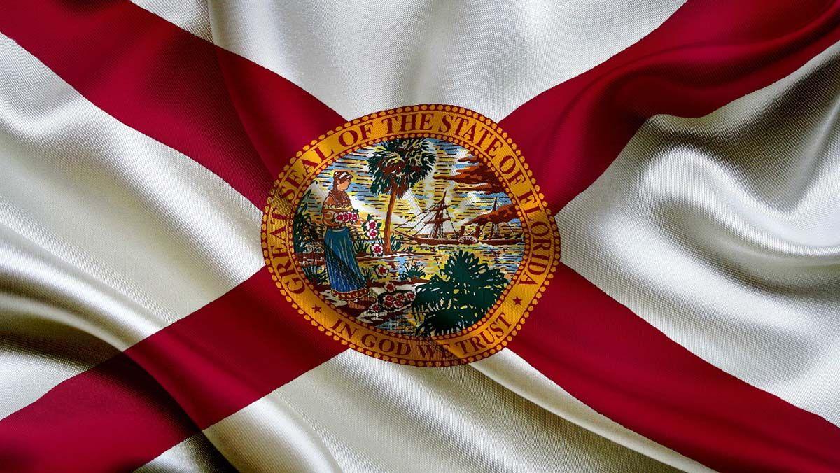 Free Download Wallpaper Wallpaper Hd Florida Flag Florida State Flag Florida