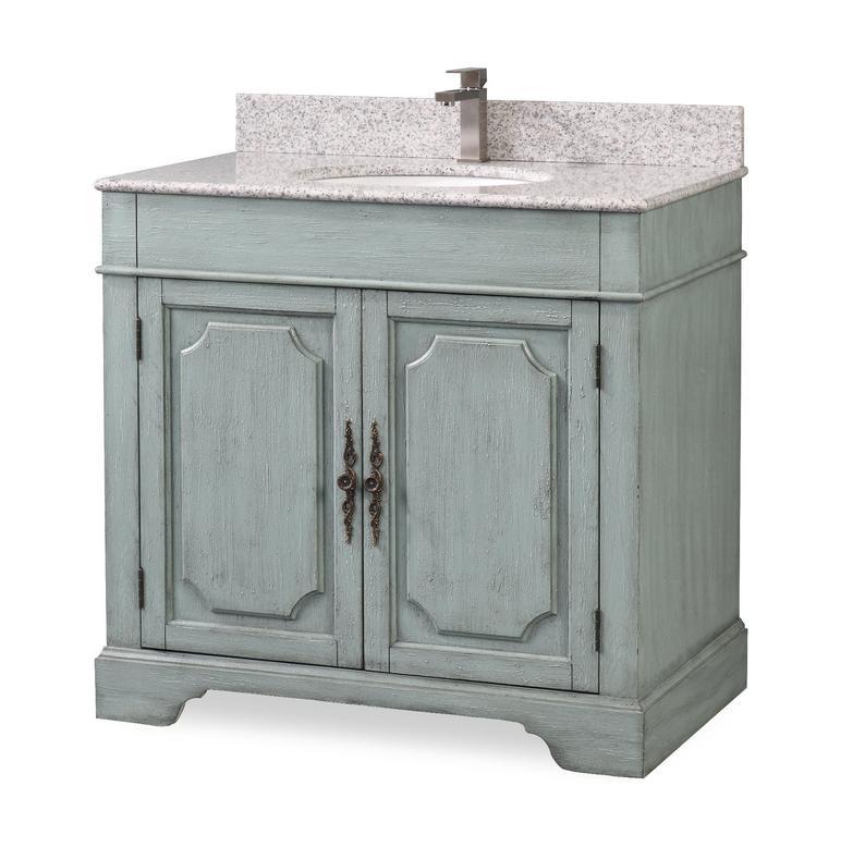 36 Lisbon Pastel Green Distressed Rustic Bathroom Sink Vanity Etsy Rustic Bathroom Sinks Rustic Bathroom Bathroom Vanity Style